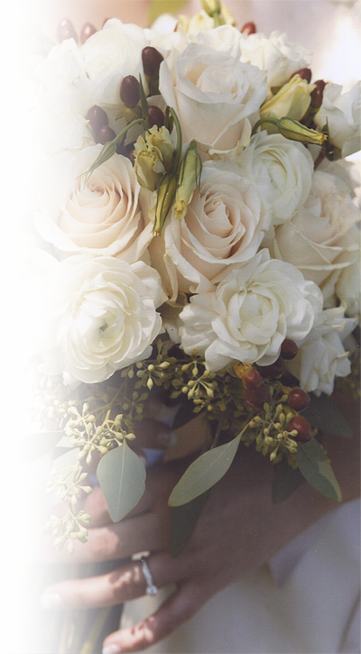 wedding flowers background. The Wedding Day Bouquet